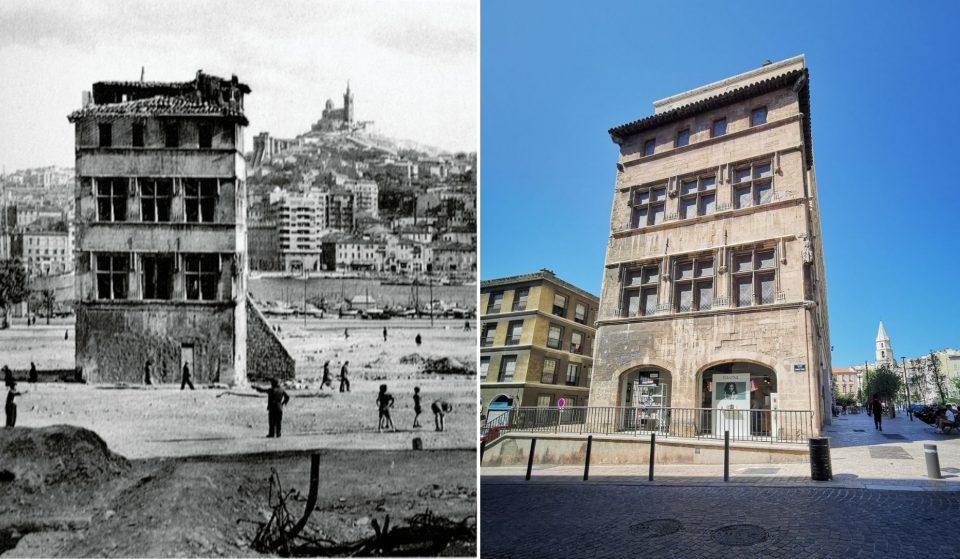 La plus vieille maison de Marseille est en vente pour 1,2 million d'euros sur Leboncoin !