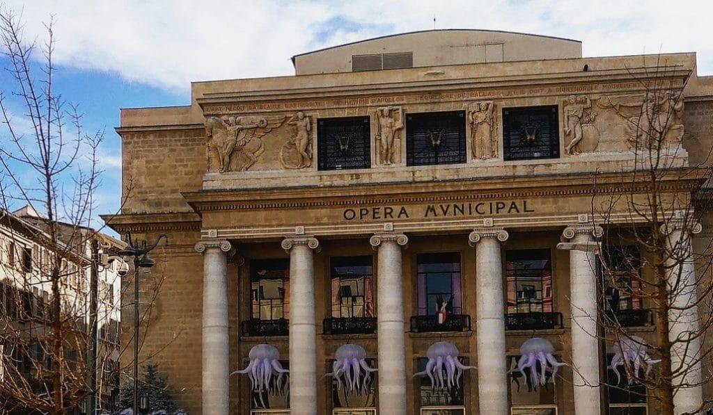 L'Opéra de Marseille vous ouvre ses portes gratuitement à l'occasion des Journées du Patrimoine !