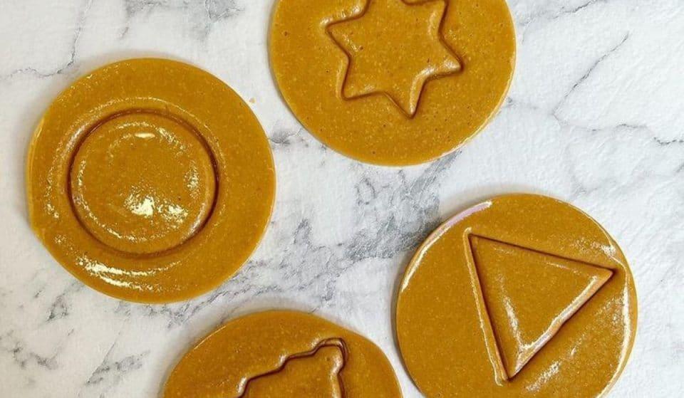 Aix : les biscuits de la série Squid Game en vente dans une pâtisserie !