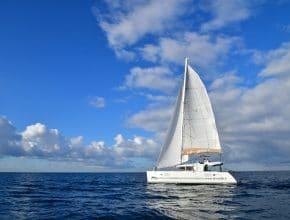 BON PLAN : Un Brunch ou un dîner de rêve sur la Méditerranée à bord d'un catamaran !