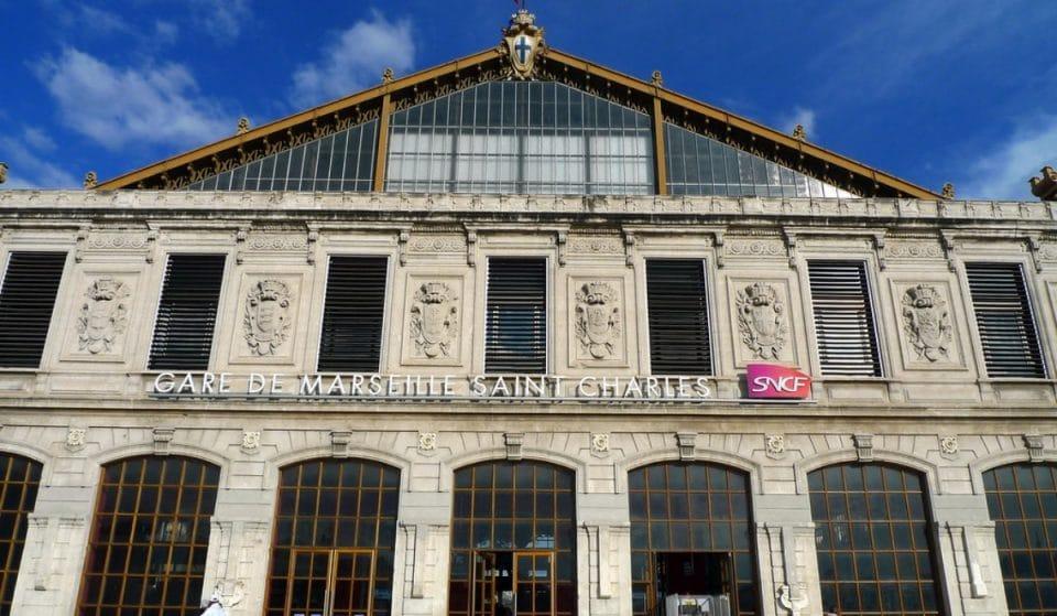 Chefs De Gare : Marseille Saint-Charles devient une halle gourmande à ciel ouvert !