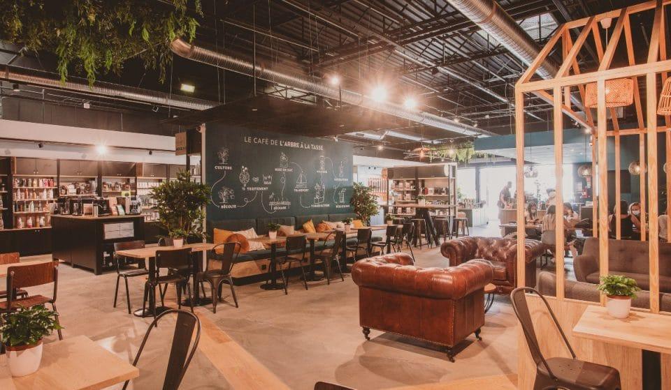 MaxiCoffee : un concept store dédié au café ouvre ses portes près de Marseille !