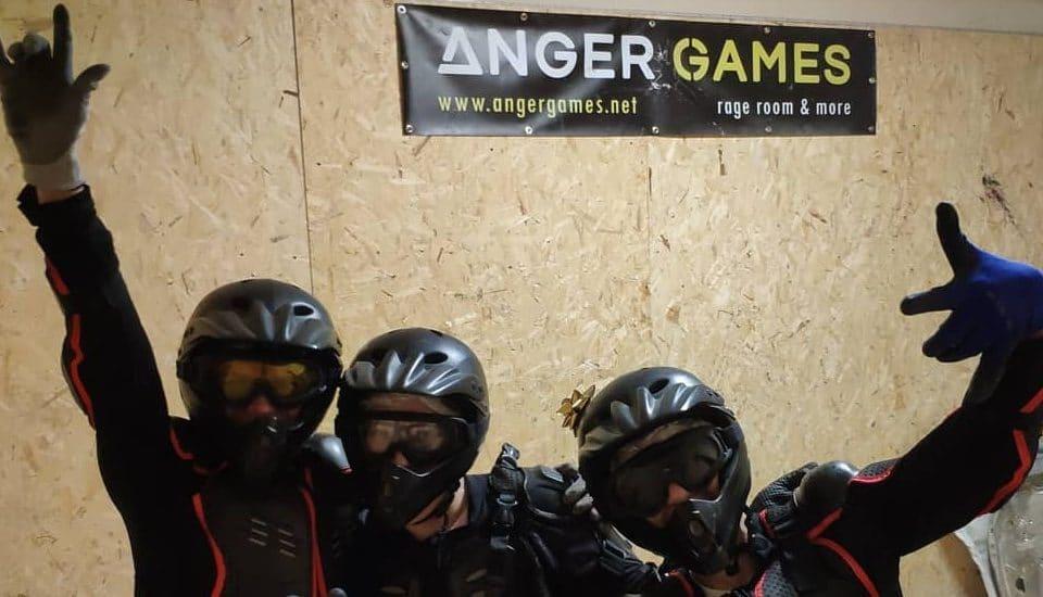 Rage Room: ecco dove sfogare la rabbia repressa