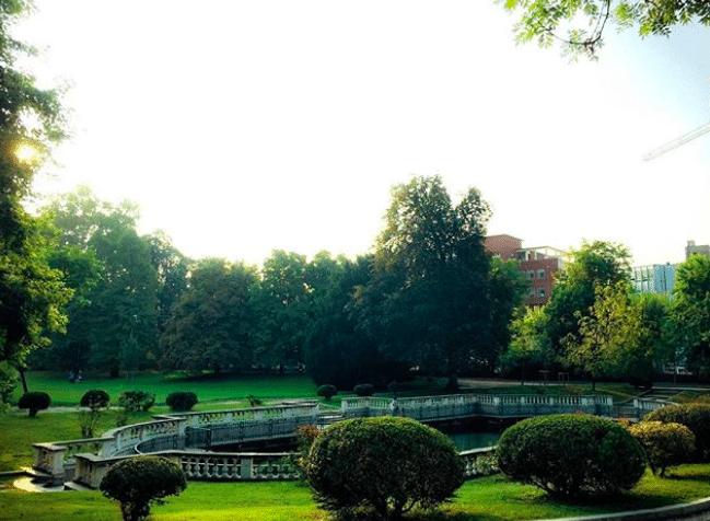 giardino guastalla