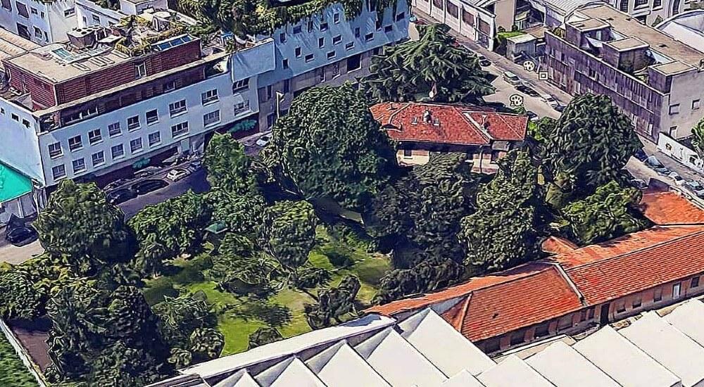 giardino ventura milano