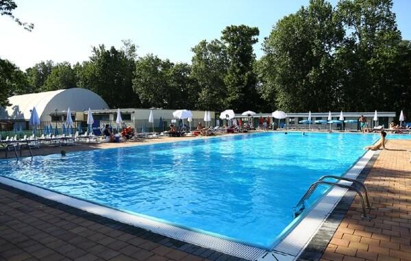 piscina idroscalo
