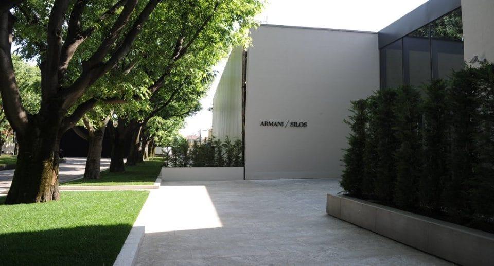Armani Silos: il museo fashion a Milano