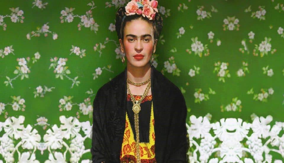 La Caza Azul di Frida Kahlo ora si può ammirare dal proprio salotto