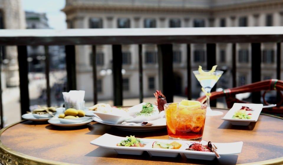 5 locali dove bere all'aperto a Milano