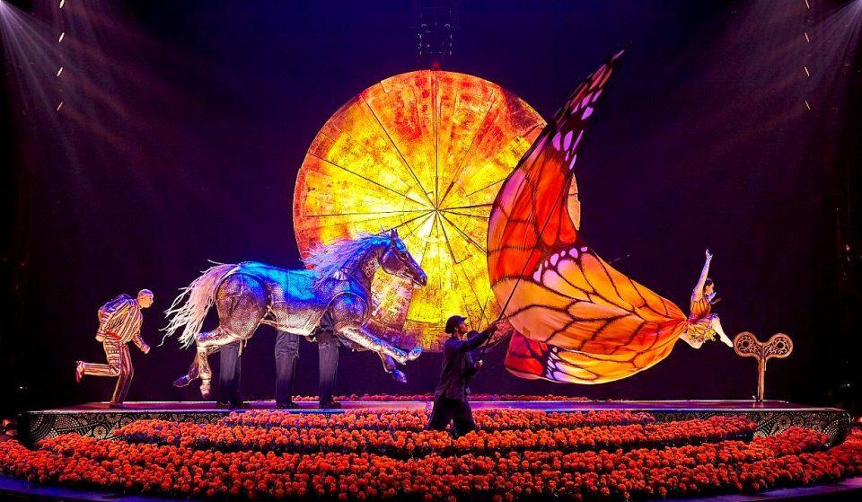 Il Cirque du Soleil dichiara bancarotta, taglio di circa 3.500 posti di lavoro
