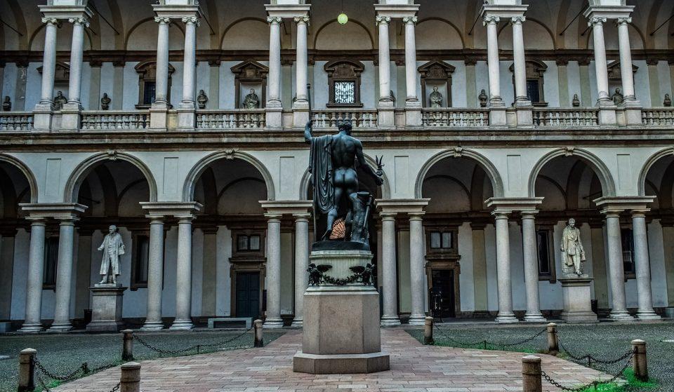 La Pinacoteca di Brera raddoppia gli orari per le visite gratuite
