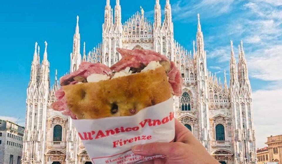 Milano: in coda dalle 5:30 per la nuova apertura dell'Antico Vinaio