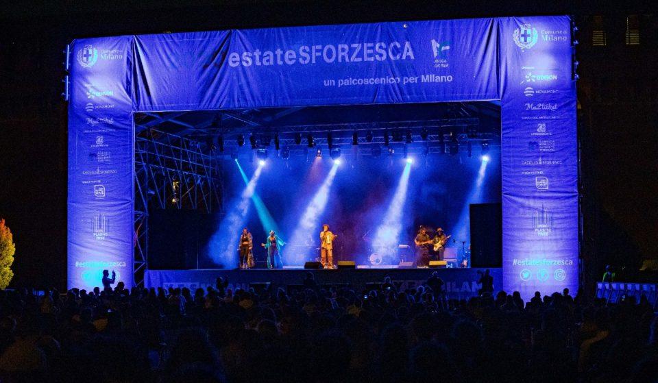 Dall'11 giugno l'estate Sforzesca, oltre 80 eventi al Castello