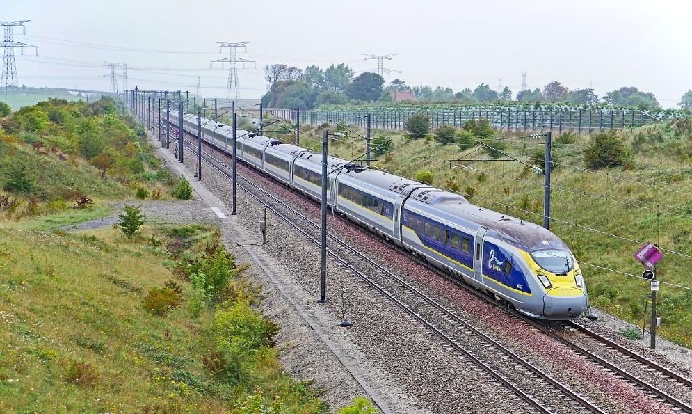 treno eurostar