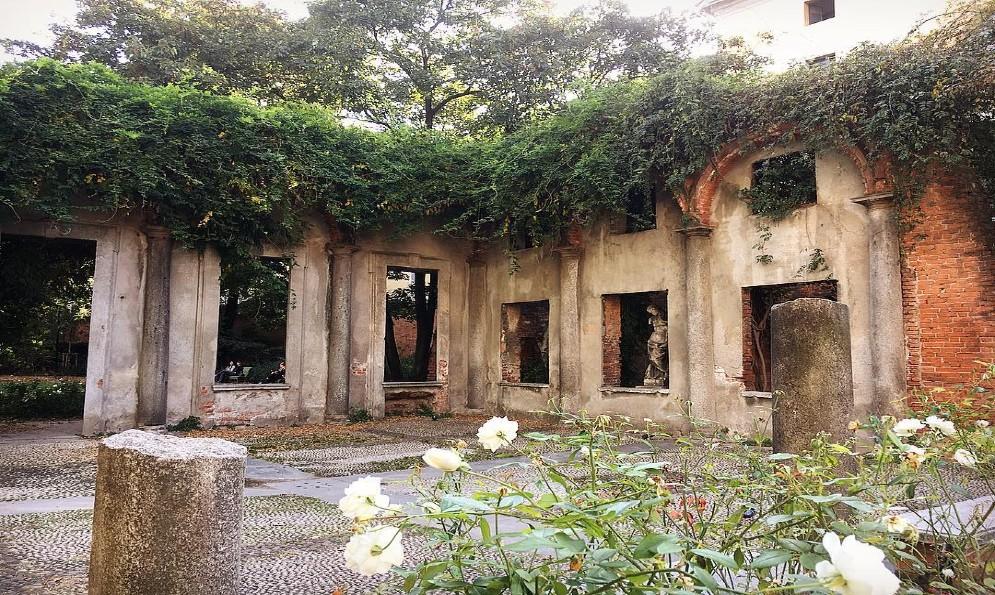 giardino calderini