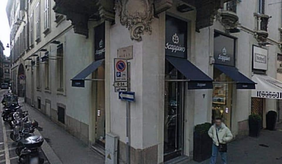 Palazzo Olivazzi, la dimora di Einstein a Milano
