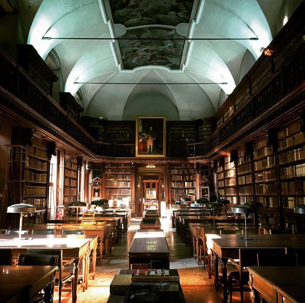 biblioteca brera