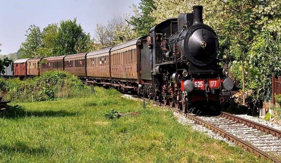 Il Treno del Tartufo: un viaggio su una locomotiva a vapore degli anni 30