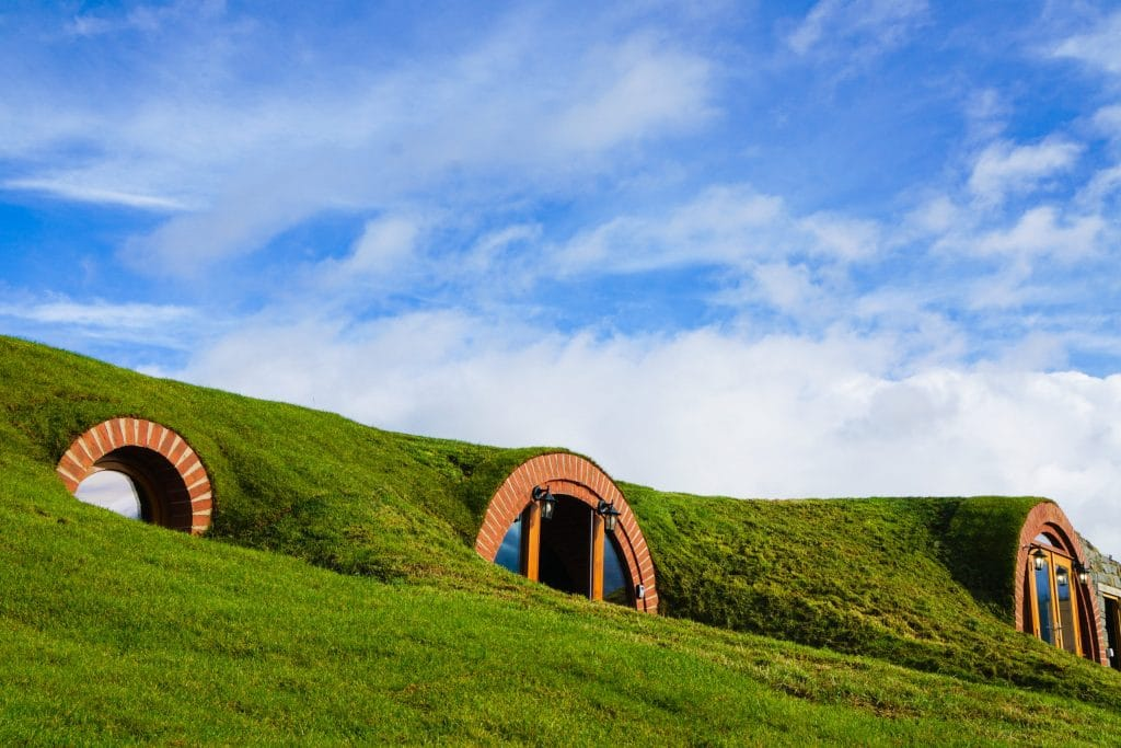 Nel Galles puoi soggiornare in queste meravigliose case degli Hobbit