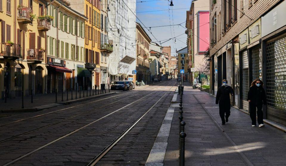 Da lunedì Milano torna zona arancione