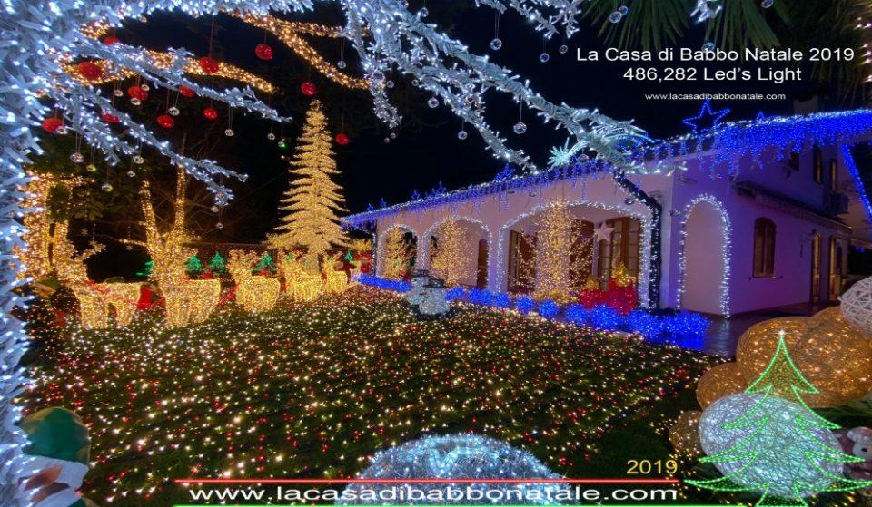 🎅 Torna a splendere la meravigliosa Casa di Babbo Natale