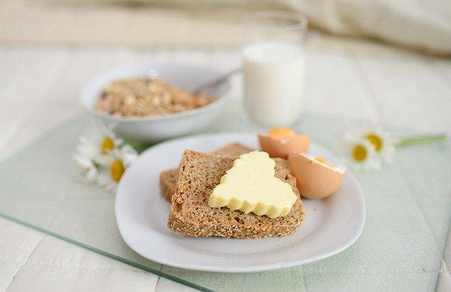colazione letto