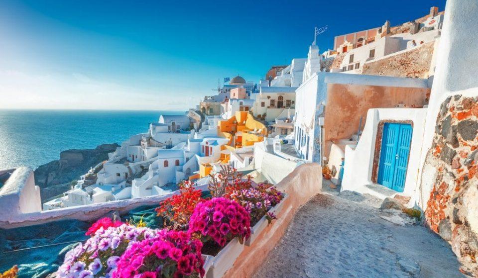 La Grecia consentirà l'ingresso a tutti i turisti internazionali dal 14 maggio 2021!