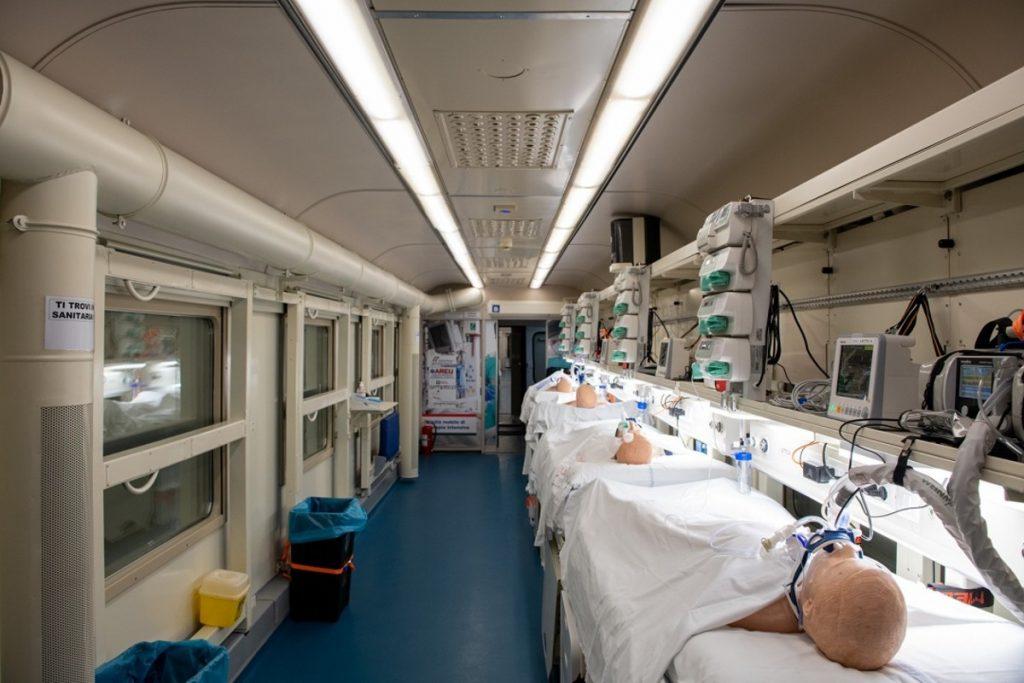 treno sanitario