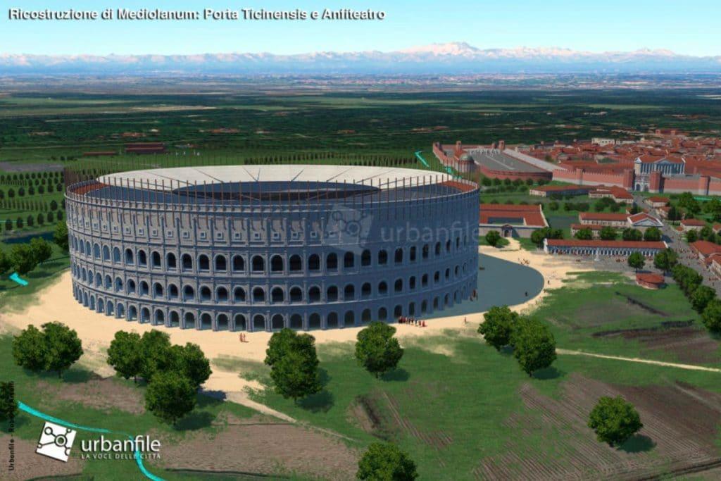 """Anche Milano avrà il suo """"Colosseo"""" nel 2022"""