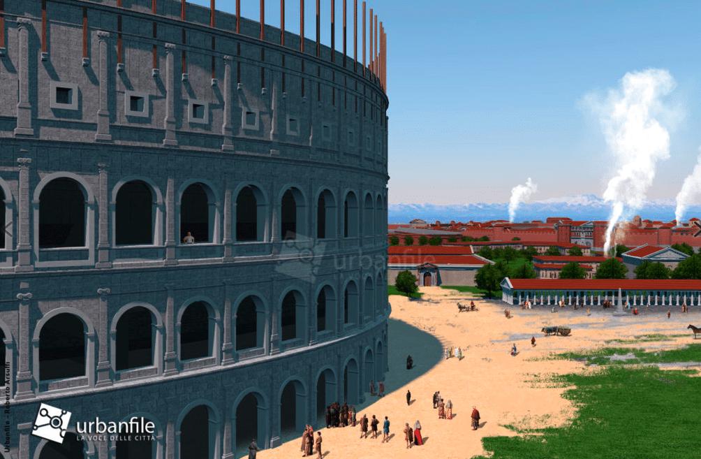 anfiteatro milano