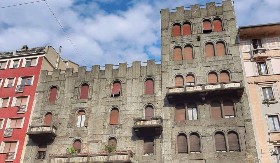 Il Castello di Pietra di Milano: ecco dove si trova