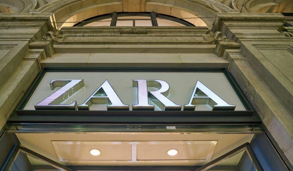 Zara Beauty: la nuova linea di cosmetici Inditex arriva in un negozio di Milano