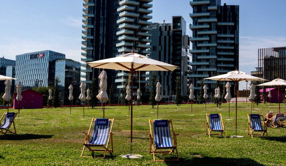 Da domani arriva l'estate a Milano: temperature vicine ai 31 gradi