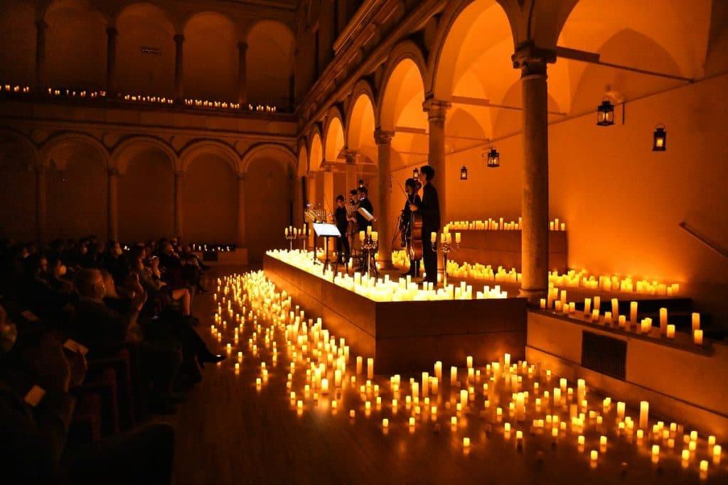 concerti candlelight milano