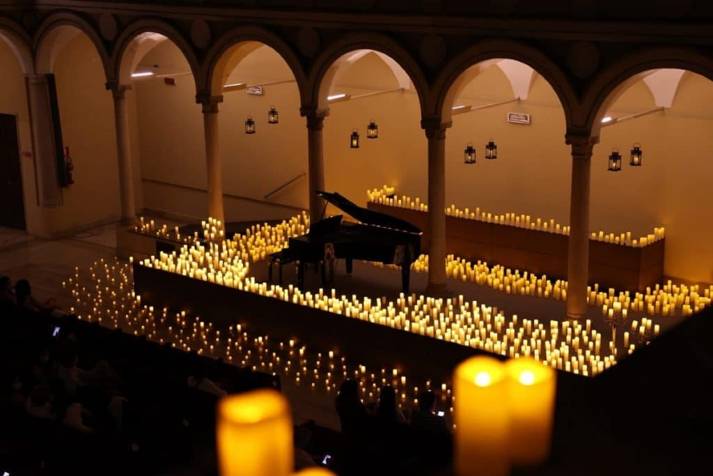 candlelight bach beatles