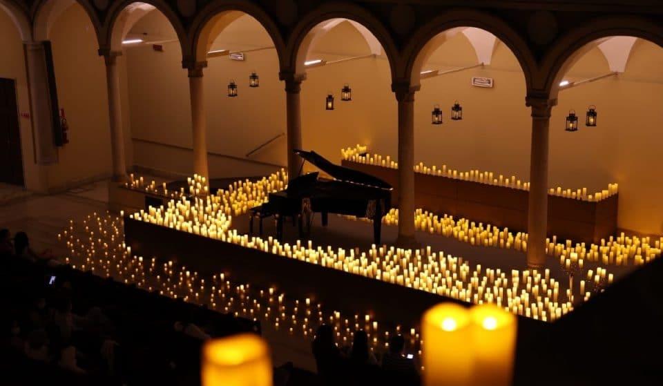 Un concerto a lume di candela per rivivere la musica della tua infanzia