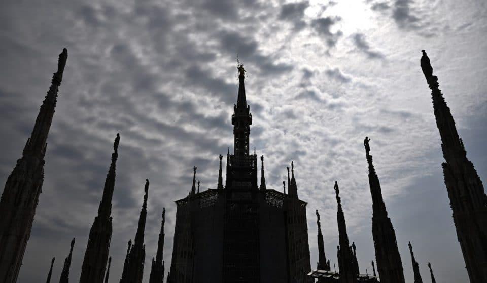 A Milano oggi allerta meteo per temporali e forte vento