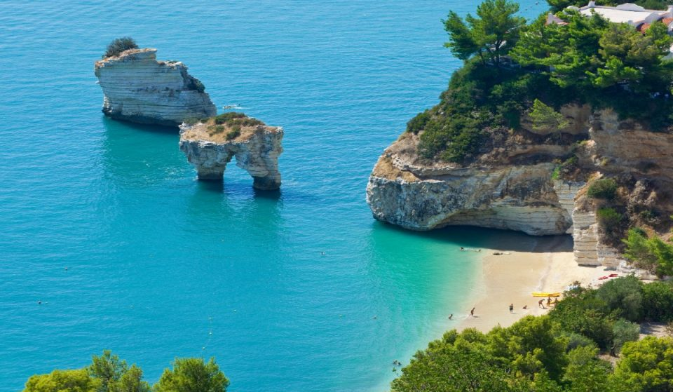 Ecco qual è la spiaggia italiana più bella del mondo, secondo il National Geographic