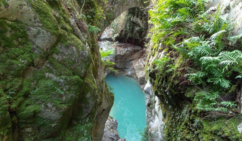 Orrido di Bellano: il percorso nella gola fra cascate e grotte naturali