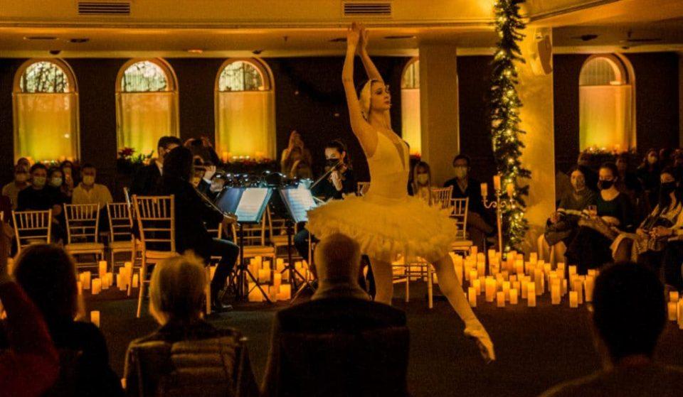 Candlelight: Il Lago dei Cigni a lume di candela a Milano