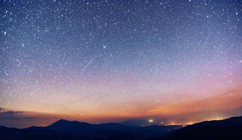 Questa notte potrai ammirare le stelle cadenti di luglio