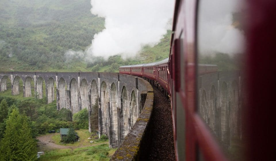 Il viaggio sulla locomotiva degli anni 30 da Milano