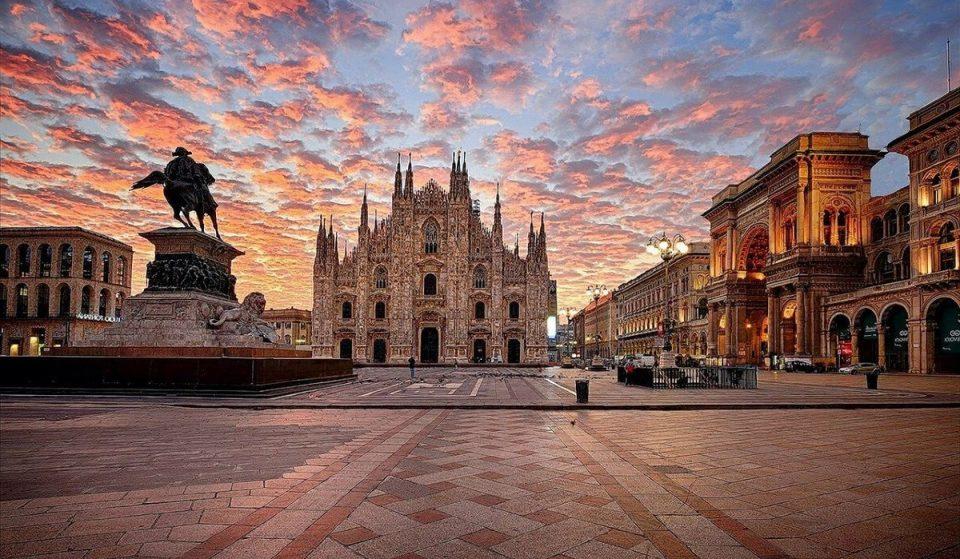 Il Duomo di Milano è la terza attrazione turistica più popolare in Italia