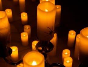 Candlelight Halloween: un concerto da brividi a lume di candela