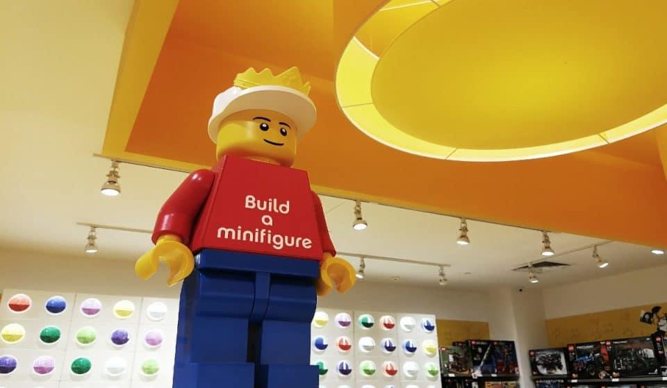 A Milano arriva la Lego minifigure factory per creare gli omini personalizzati