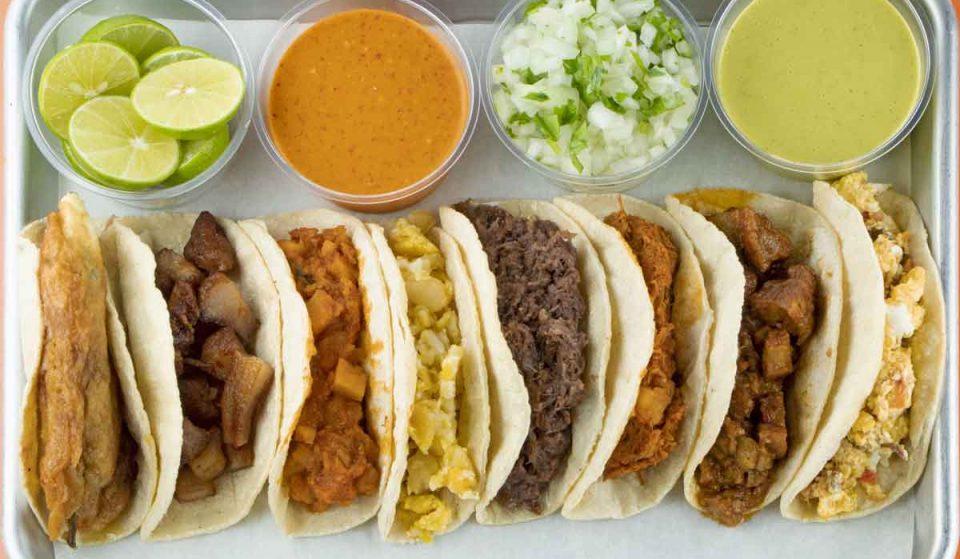 6 lugares imperdibles para comer tacos mañaneros
