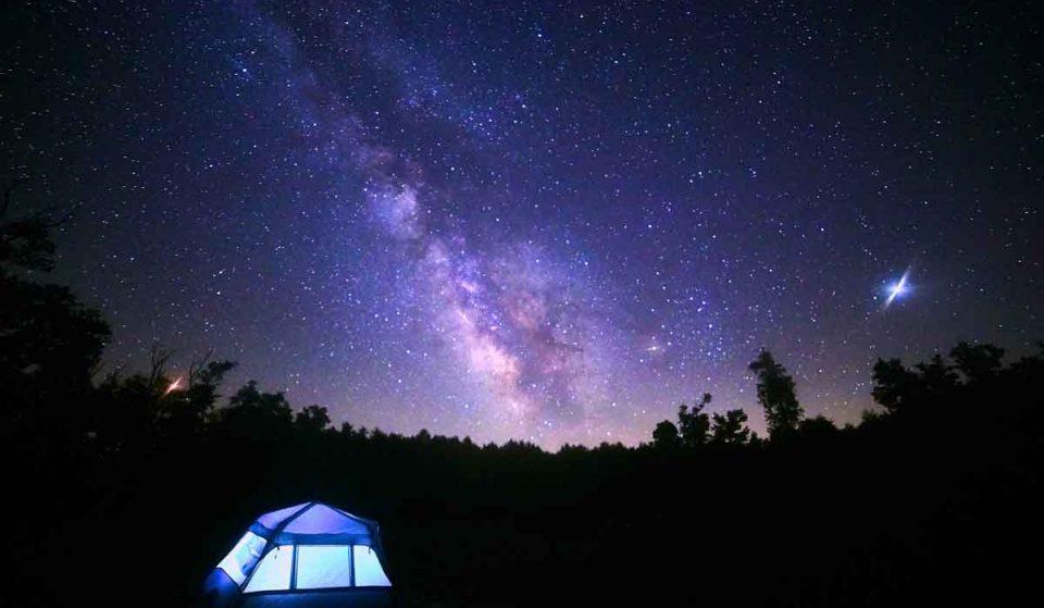 Tour Noche Astronómica: Una noche de camping para ver las estrellas