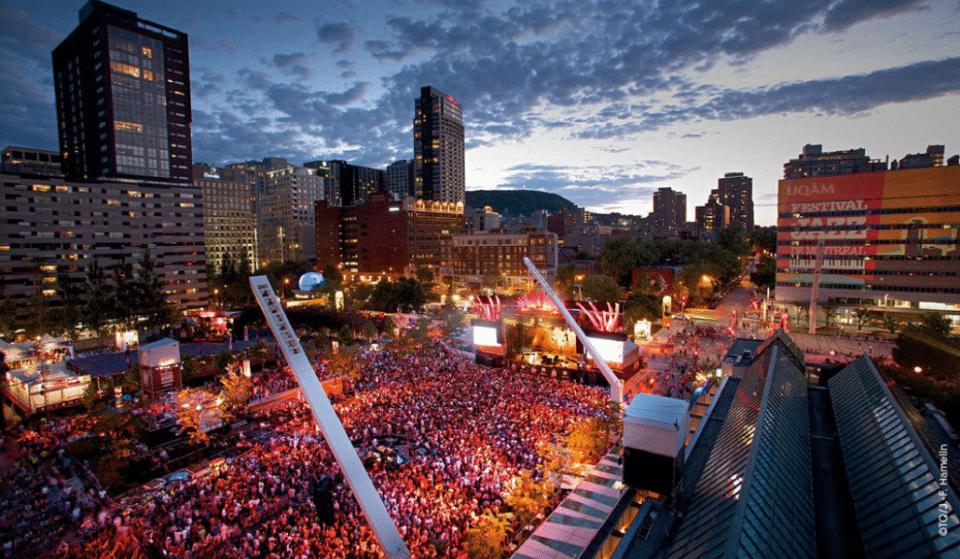 Place Oscar Peterson : le nouveau nom de la Place des Festivals ?