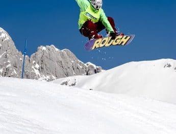 Feu vert pour la saison de ski au Québec!