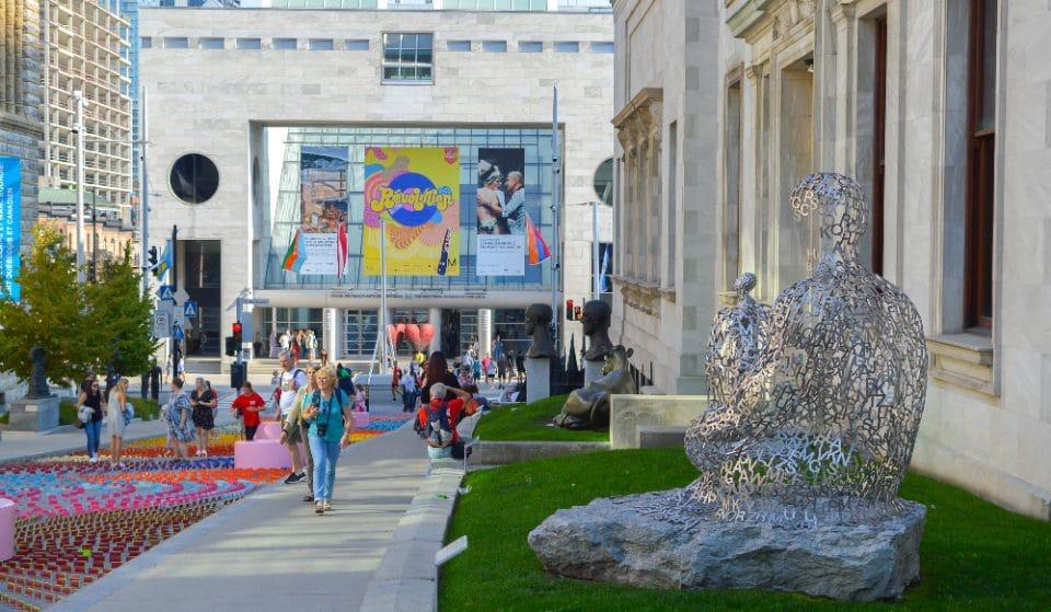 Le Musée des Beaux-Arts de Montréal offre des visites virtuelles jusqu'au 24 janvier !
